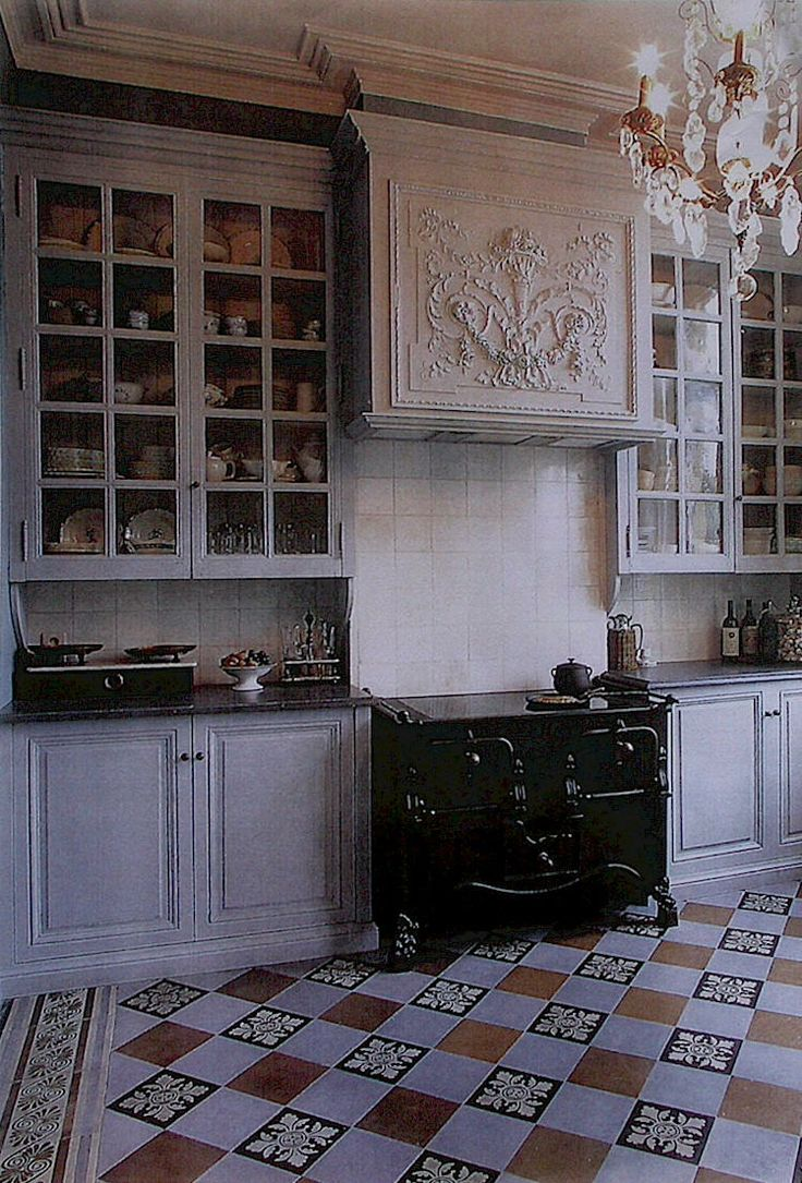 551 Best Images About Old World Style Kitchens On
