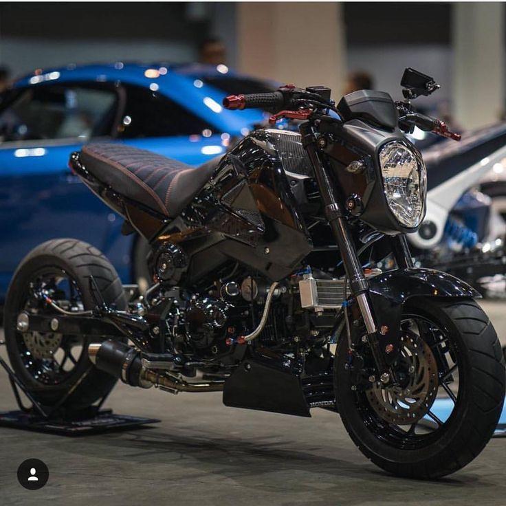 1,570 вподобань, 5 коментарів – Honda Grom Lifestyle  (@honda_grom_lifestyle_) в Instagram: «First Build by @broke_boiz_inc #hondagrom #msx125 #honda #hondagromlifestyle»