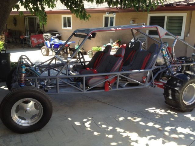 2005 custom sand car sand rail grey 100 miles for sale in calimesa