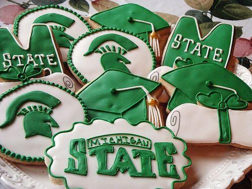 MSU cookies