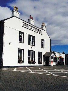 An Irish Adventure - Causeway Hotel