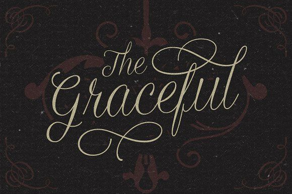 Graceful by artimasa on @creativemarket