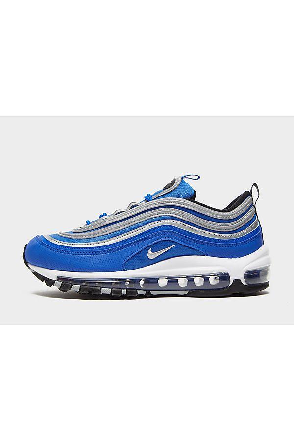 Buy Blue Nike Air Max 97 Junior in 2020   Air max 97, Nike ...