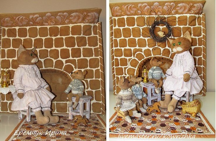 Сказки Старого Камина - Ярмарка Мастеров - ручная работа, handmade