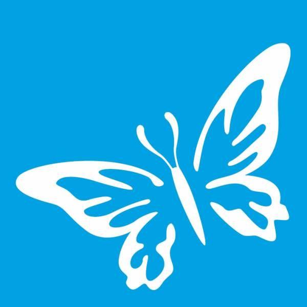 M s de 25 ideas incre bles sobre plantilla de mariposa en - Plantillas de mariposas para pintar ...