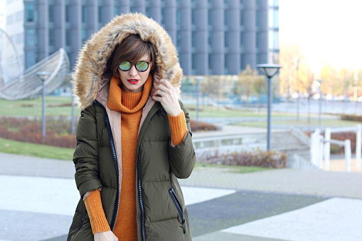 solar, puchowy płaszcz, stylizacja na zimę, stylistka poznan, tous, ciepła kurtka,