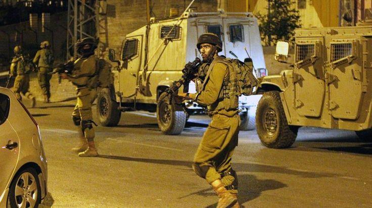 Ragazzi rapiti, l'esercito pattuglia Hebron