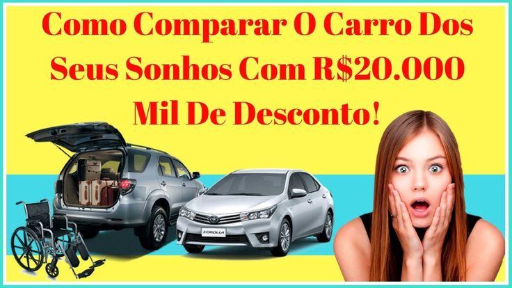 Lista De Carros Com Desconto Para Deficientes - Guia Carro Sem Imposto -...