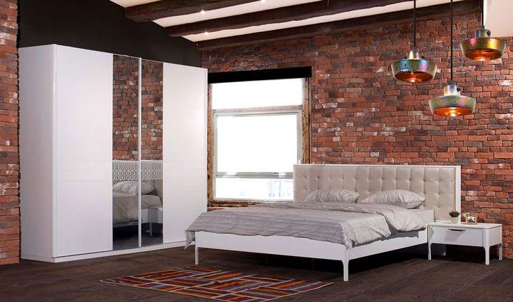 POLO MODERN YATAK ODASI sade görünümüne rağmen modernliği yakalayabilen takımlardan bile bir adım önde http://www.yildizmobilya.com.tr/polo-modern-yatak-odasi-pmu2739 #bed #bedroom #furniture #ihtisam #mobilya #home #ev #dekorasyon #kadın #ev #avangarde http://www.yildizmobilya.com.tr/