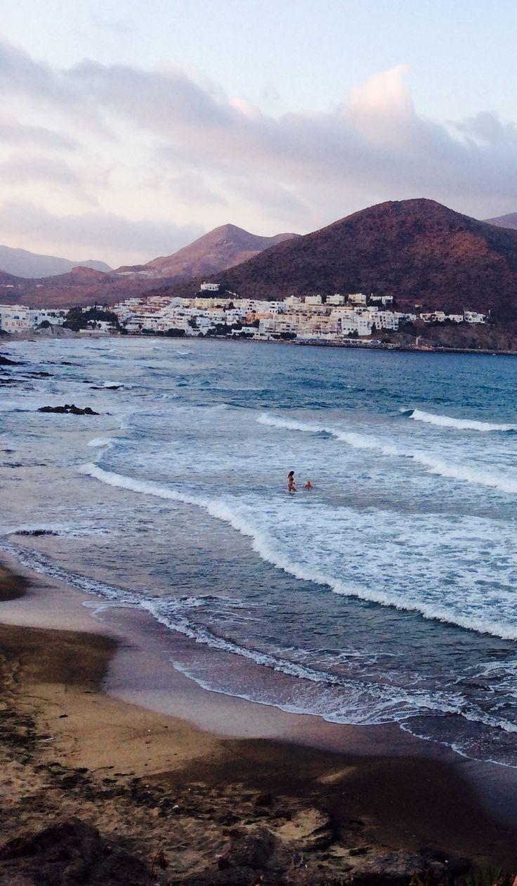 San José.Parque Natural  Cabo de Gata. Nijar. Almería. Spain