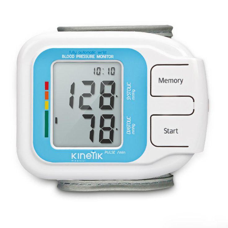 Mini® LCD Digital Blood Pressure Pulse IrregularHeartbeat Monitor Sphygmomanometer Automatic