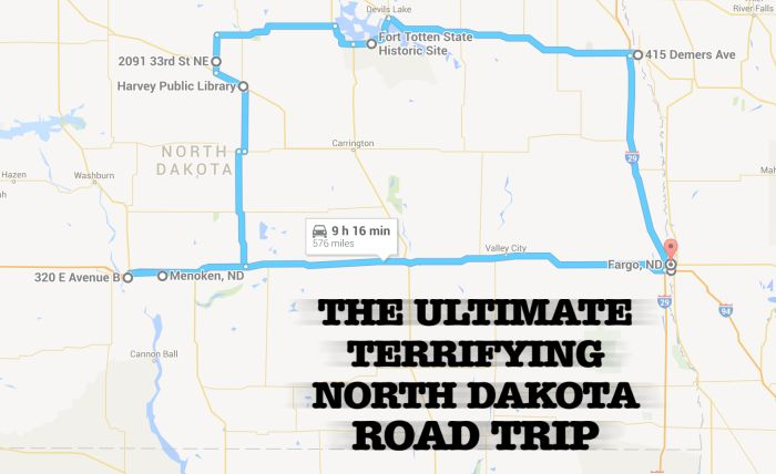 These road trips are the perfect way to see the state.