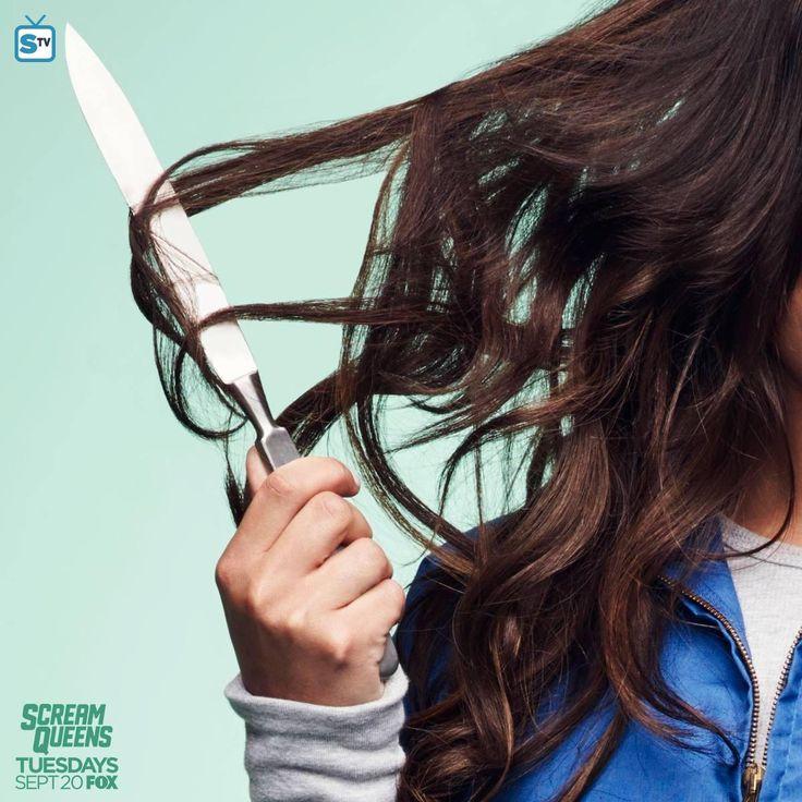 "Scream Queens S2 Lea Michele as ""Hester Ulrich"""