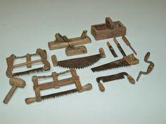 miniaturas instrumentos artesanales belen                                                                                                                                                                                 Más