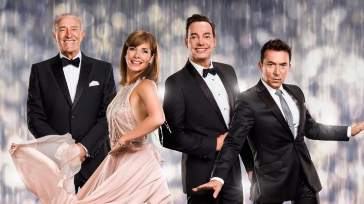Strictly Come Dancing 2016 - Judges
