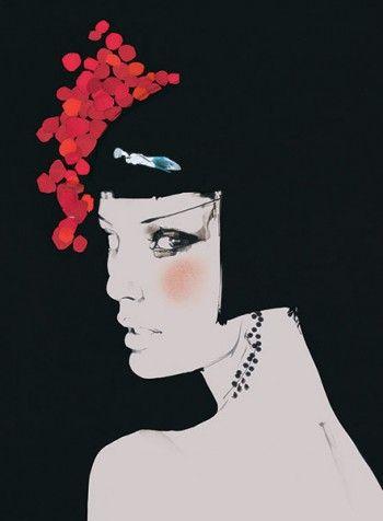 David Downton - Dior Couture, 2006