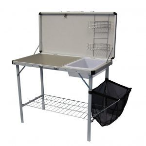 Jackaroo Camping Kitchen With Sink
