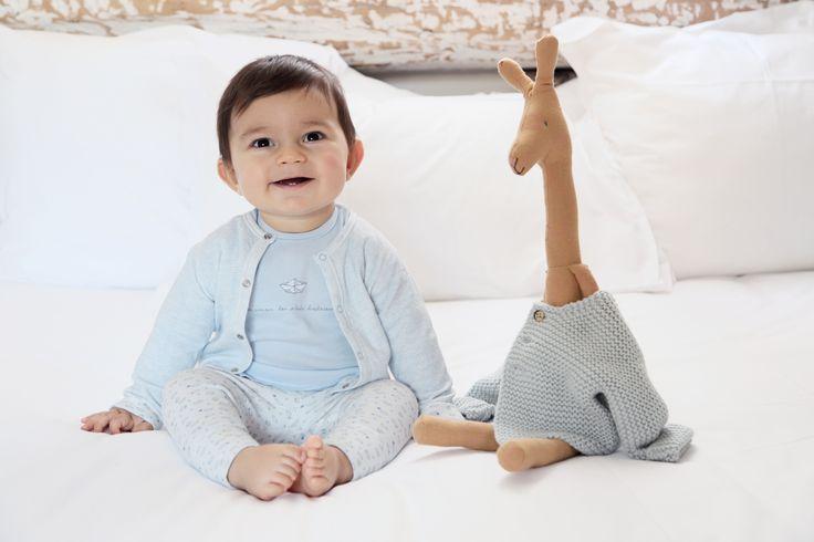 Nieuwe collectie schattige jongens babykleding van Petit Bateau bij bol.com