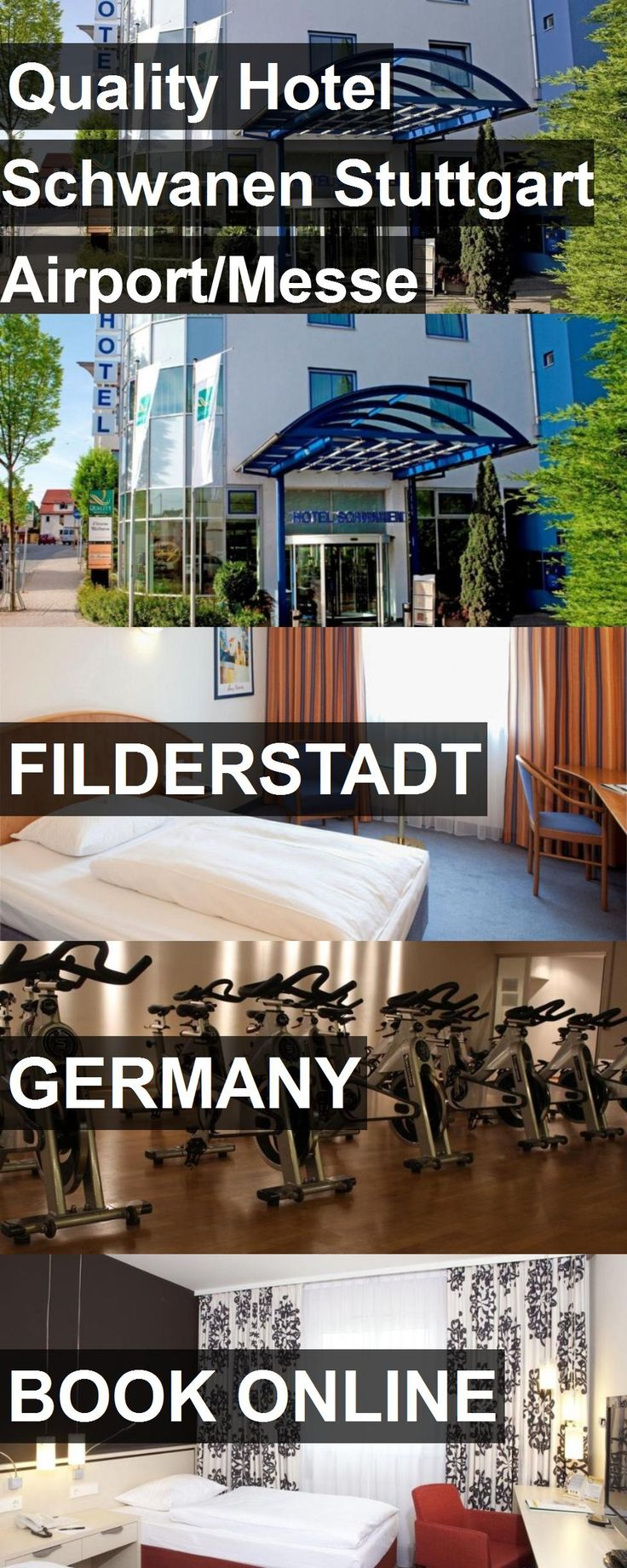 Quality Hotel Schwanen Stuttgart Airport/Messe in Filderstadt, Germany. For more information, photos, reviews and best prices please follow the link. #Germany #Filderstadt #travel #vacation #hotel