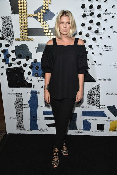 Alexandra Richards attends the Renaissance New York Midtown Hotel Launch Party on June 2, 2016 in New York City
