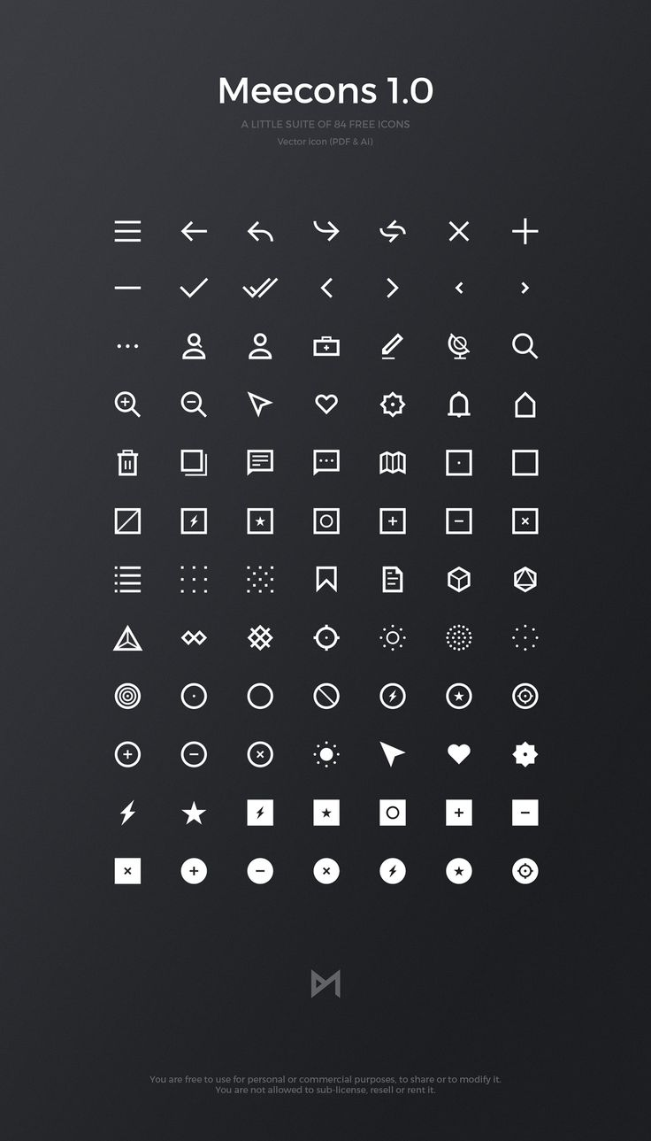 Hi there! Here is a new little suite of 84 icons set. You can load it free. We hope you like it!