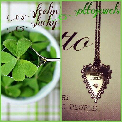 Ottojewels ❤ feelin ' lucky ❤argento