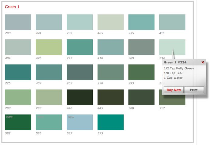 Rit Dye --- go to their website to find out how to make ANY color you want -- aque/mint/turquoise for me!
