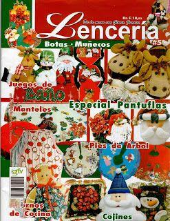 TODAS LAS REVISTAS DE MANUALIDADES GRATIS: Revistas para Navidad