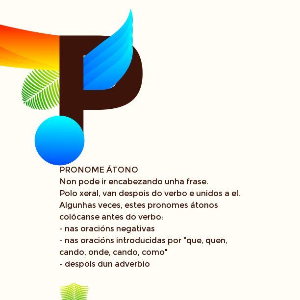 pronome átono