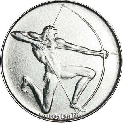 Olimpiadi del 1980 disciplina del TIRO CON L'ARCO