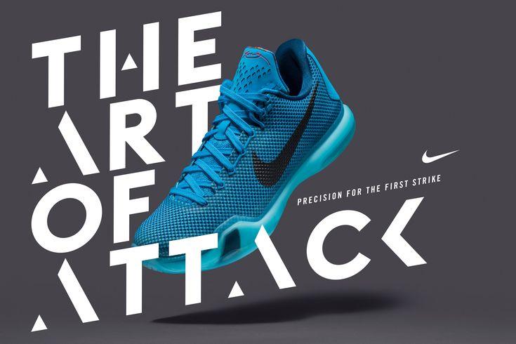 Hype Type Studio / Kobe X — The Art of Attack