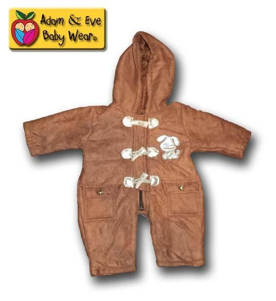 Rugged Up Brown Jump suit/Coversuit/Coveralls - Unisex Clothes,AE174 - Rugged Up Brown Jump suit/Coversuit/Coveralls - Unisex Clothes
