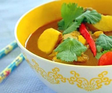How to Make Thai Yellow Curry Paste Like a Pro: Thai Yellow Curry, Made the Authentic Way with Yellow Curry Paste