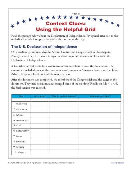 Rock Cycle Worksheet Answers Best  Context Clues Worksheets Ideas On Pinterest  Context  4th Grade Inference Worksheet Pdf with Tion Sion Worksheets Excel Context Clues Grid 2 Grade Worksheets Math