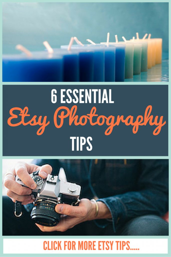Etsy photography is something that frustrates many sellers, find out how to keep it simple here...