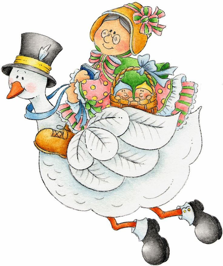 clipart pictures of nursery rhymes - photo #22