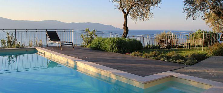 Ferienwohnug am Gardasee San Giorgio Resort Gargnano Italien