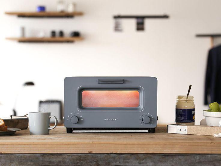 バルミューダ   BALMUDA The Toaster(バルミューダ ザ・トースター)   感動のトースター