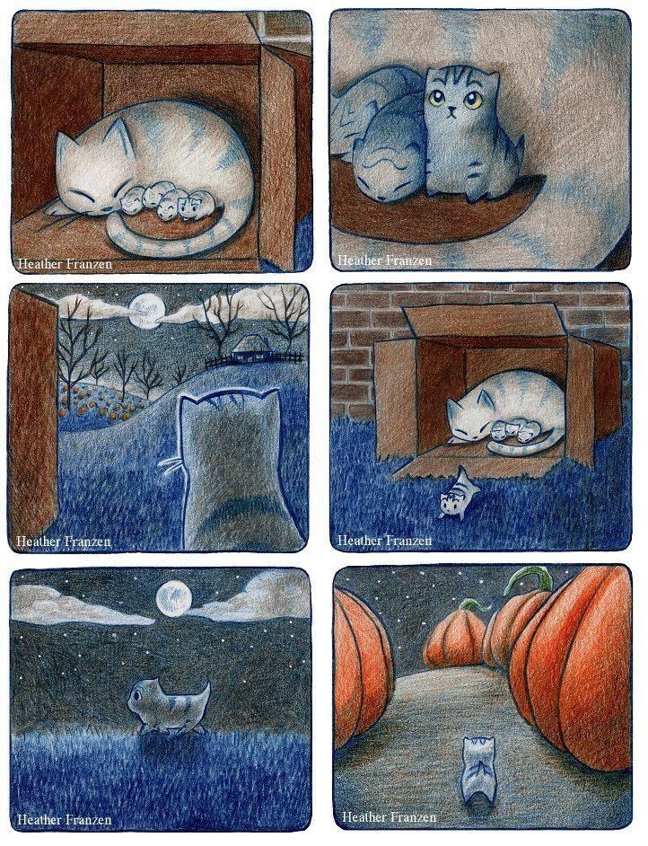 Pre-Halloween Aww's