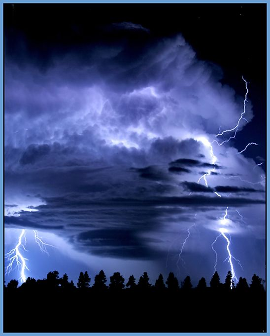 Storm Wallpaper Thunderstorms