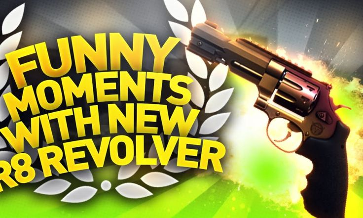 Witness the Tale of the Revolver - http://gamesources.net/the-tale-of-the-revolver-which-blasted-the-whole-world/