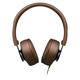 ¡SALE!Philips Audífonos Downtown SHL5605BK/10 Marrones