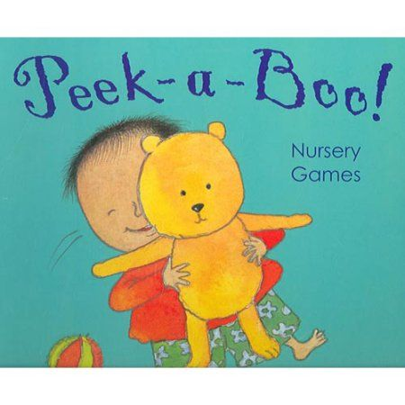 Peek-a-boo! Nursery Games (Fun Times S.)