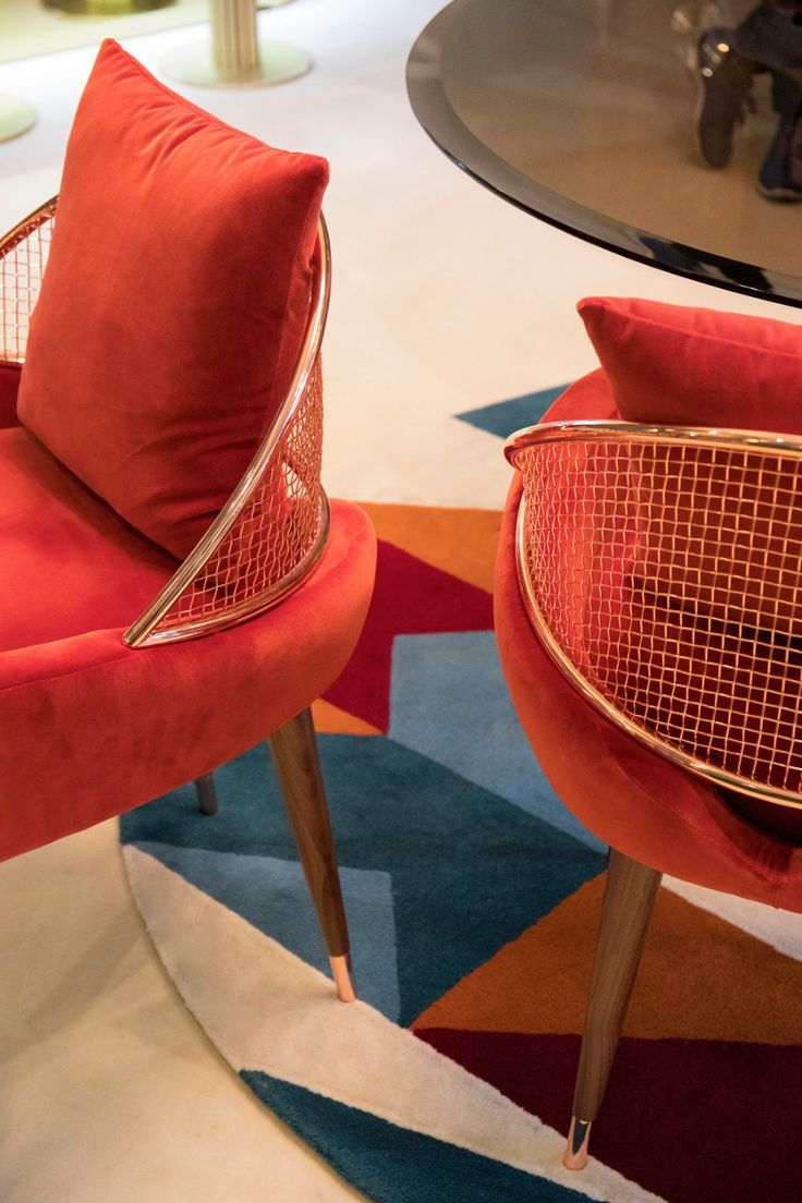 UPHOLSTERY FABRICS SELECTION FROM ISALONI 2018 | #salonedelmobile #milan #milano #salonedelmobilemilano #isaloni #Exhibition #salonesatellite #fuorisalone #tortonadesignweek #designweek #milandesignweek | Find out more about ISaloni 2018 Trends here >> http://upholsteryfabrics.eu/upholstery-fabrics-selection-from-isaloni-2018/