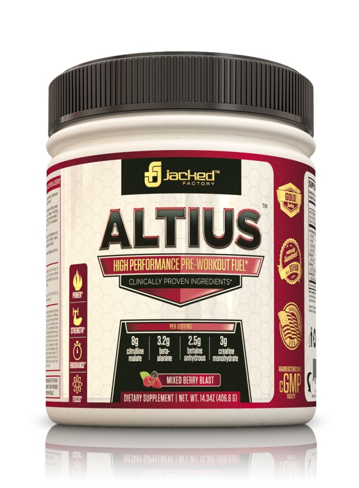 altius - the top rated pre workout supplement in 2014