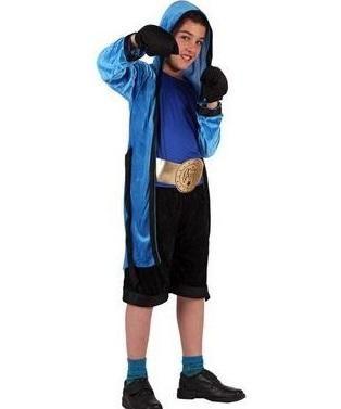 Disfraz Boxeador niños