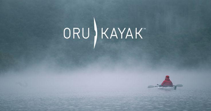 Oru Kayak Brand Anthem Packable Portable Kayak