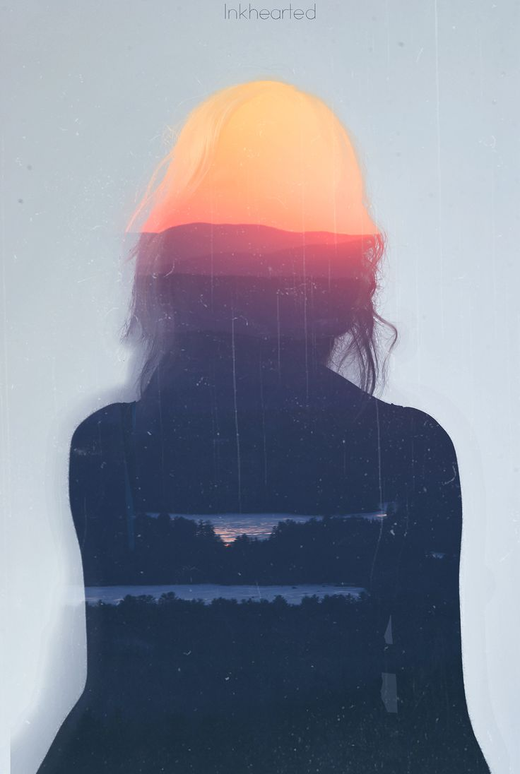 DOUBLE EXposures ,, for Ps25Under25 on Behance