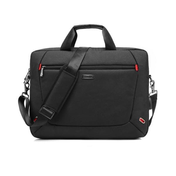 Coolbell Men Business 17 3 Inch Laptop Messenger Bag Black In 2021 Laptop Messenger Bag Men Messenger Bag Men Messenger Bag