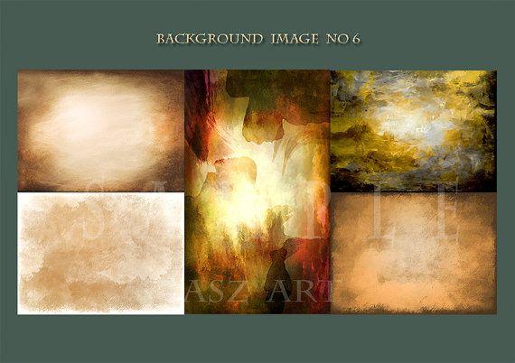5 Digital Art Background No 6 Instant Download texture